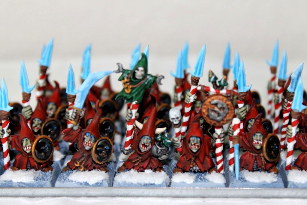 More Skeltons/Undead Goblins