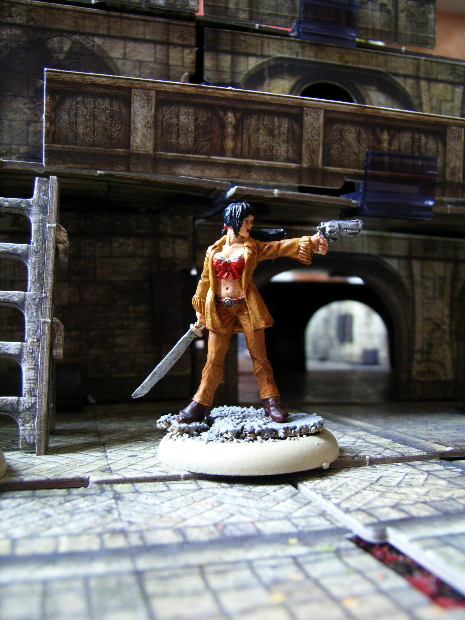 Malifaux, Outcasts, Ronin