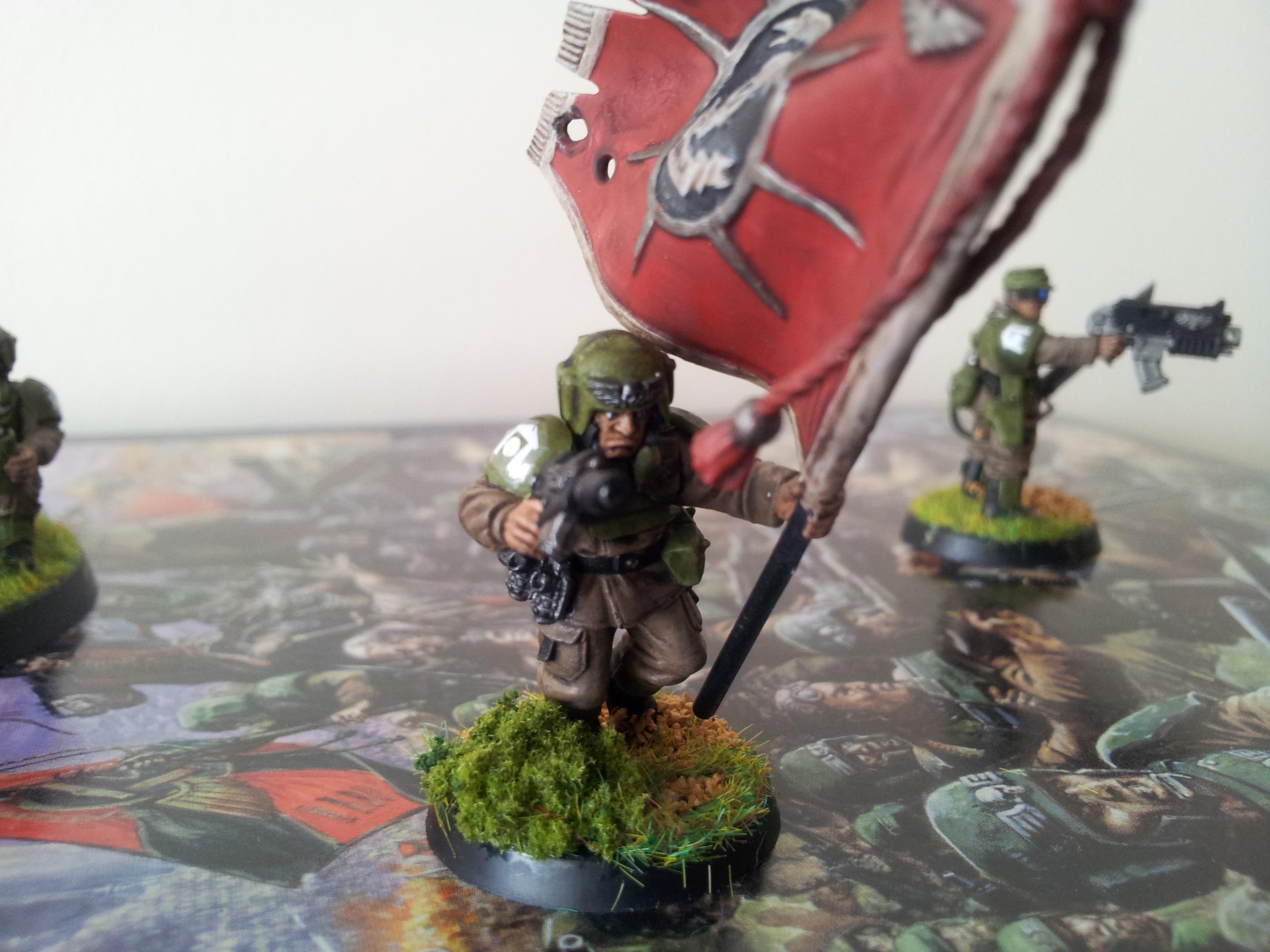 Astra Militarum, Cadians, Imperial Guard