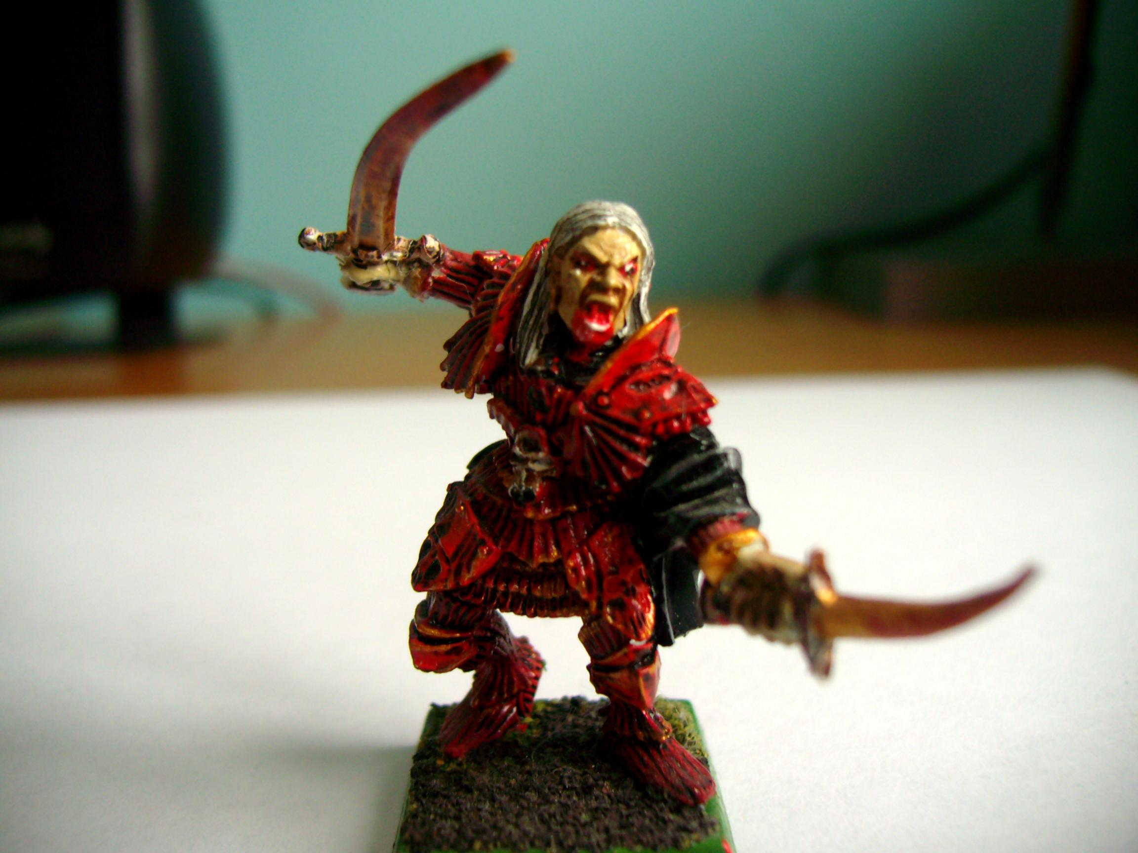 Vampire, Baal