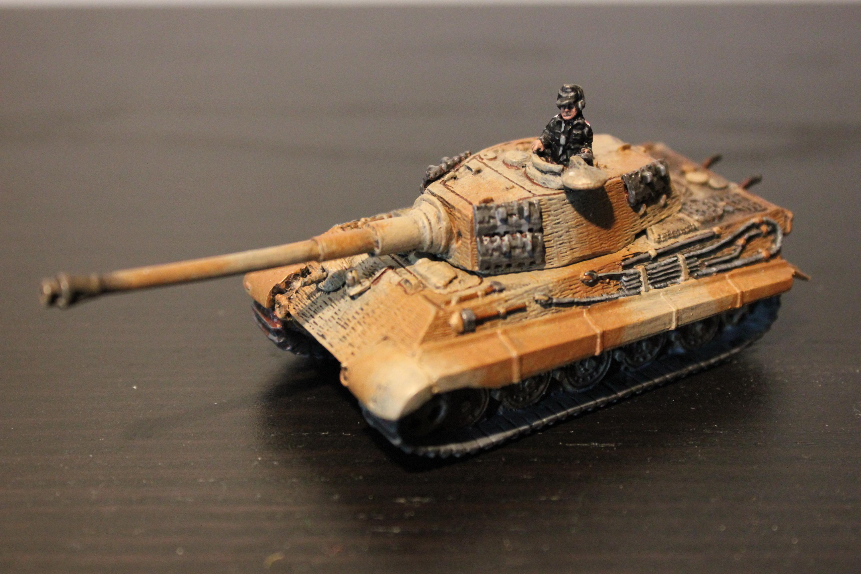 Flames Of War, Germans, Jagdtiger, King, King Tiger, Kt, Late War, Lw, Panzer, Stug, Stuh, Tank, Tiger, World War 2