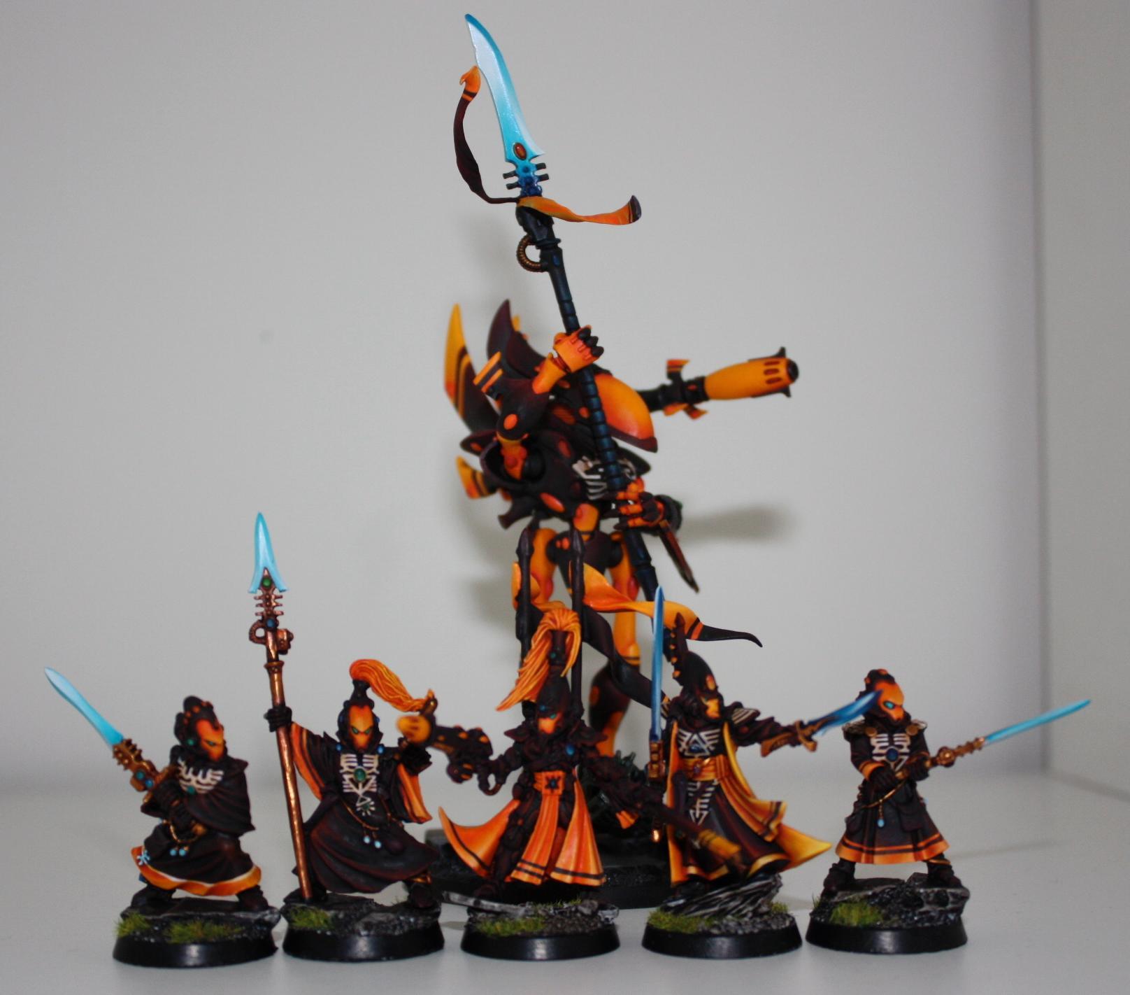 Eldar, Warlock, Wraithseer