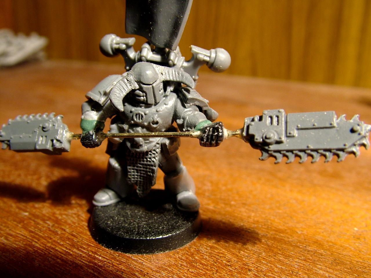 Chaos Space Marines, Conversion, Khorne
