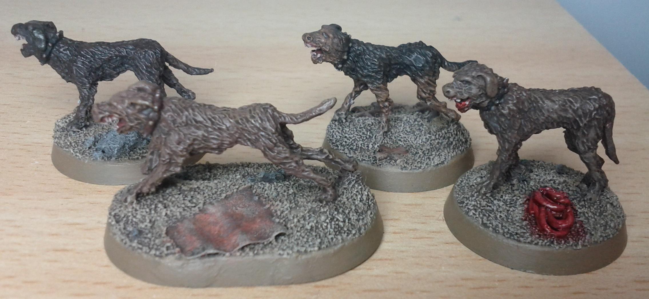 Eureka Raider Dogs