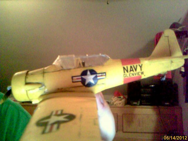 Warplane, SNJ-Texan