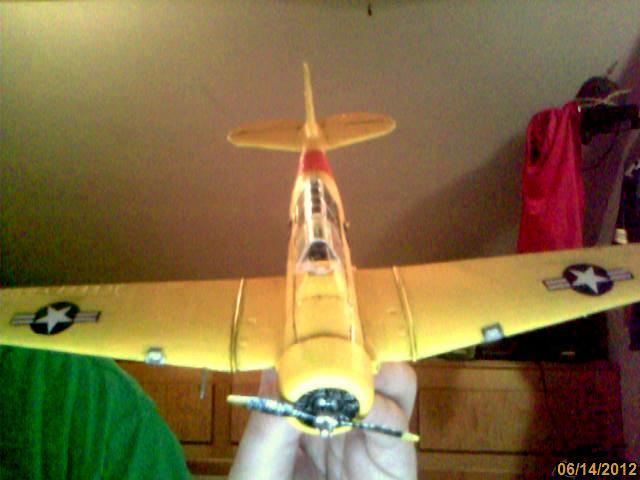 Warplane, SNJ-Texan