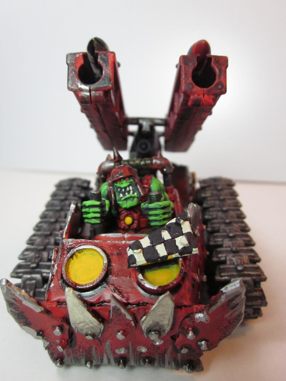 Buggy, Scratch Built Buggy, Trakk, Warbuggy, Wartrakk