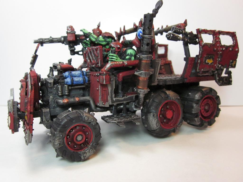 Evil Sunz, Freak, Speed Freek, Trukk