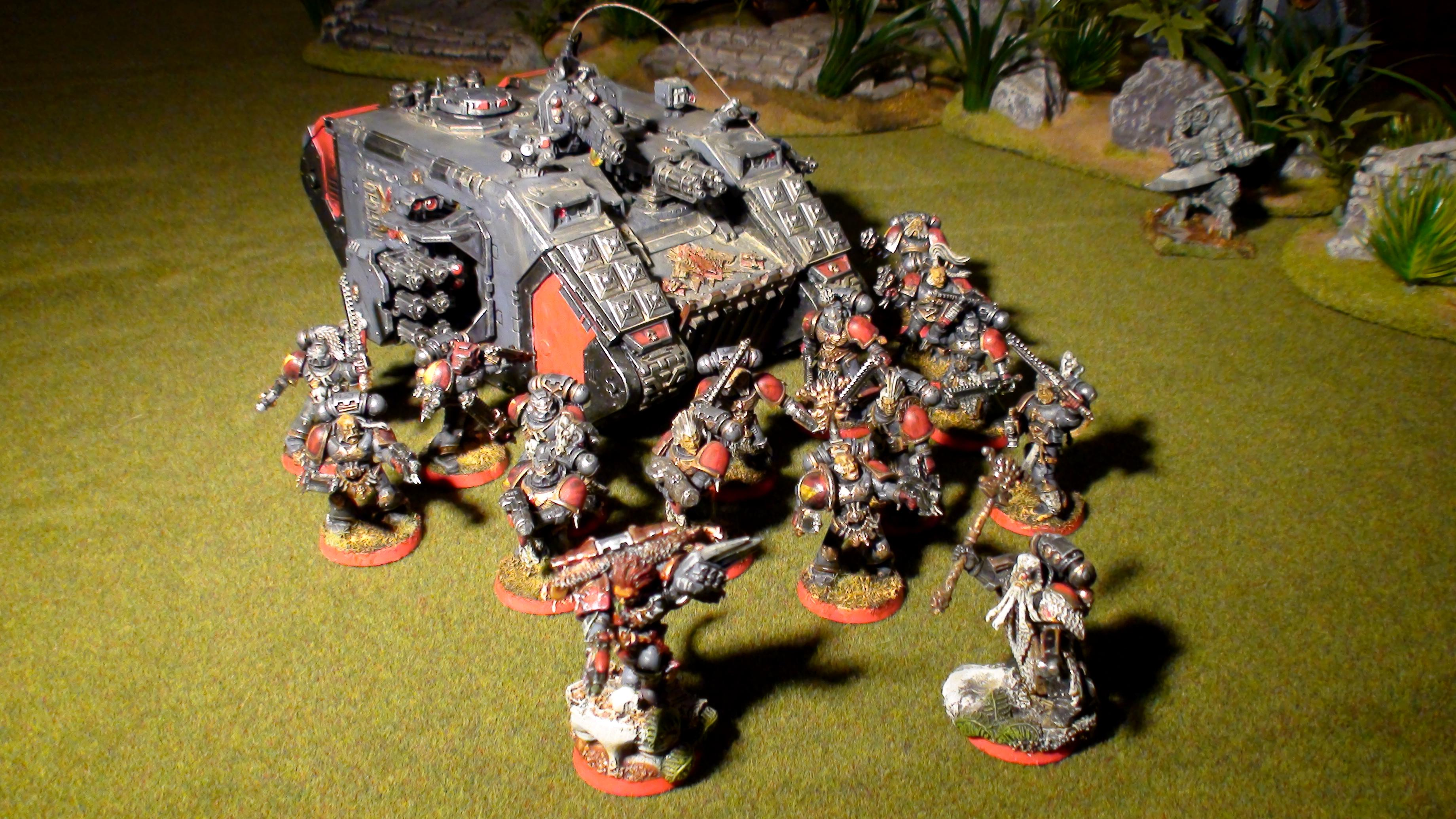 Army, Assault, Awesome, Collection, Drop Pod, Imperial Guard, Land Raider, Painted, Space Marines, Space Wolves, Vindicator, Warhammer 40,000, Warhammer Fantasy