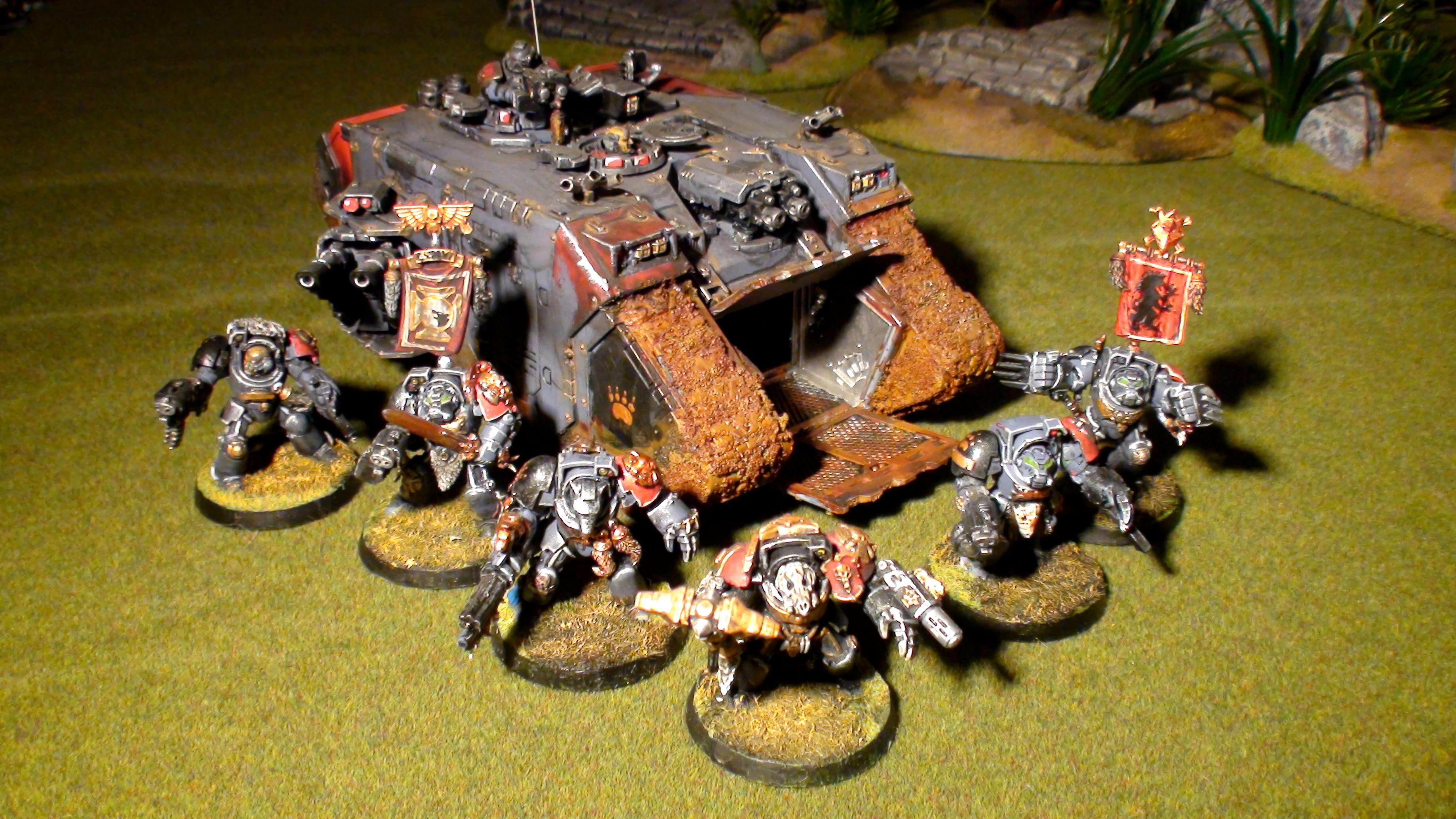 Army, Assault, Awesome, Collection, Drop Pod, Imperial Guard, Kasrkin, Land Raider, Painted, Space Marines, Space Wolves, Vindicator, Warhammer 40,000, Warhammer Fantasy