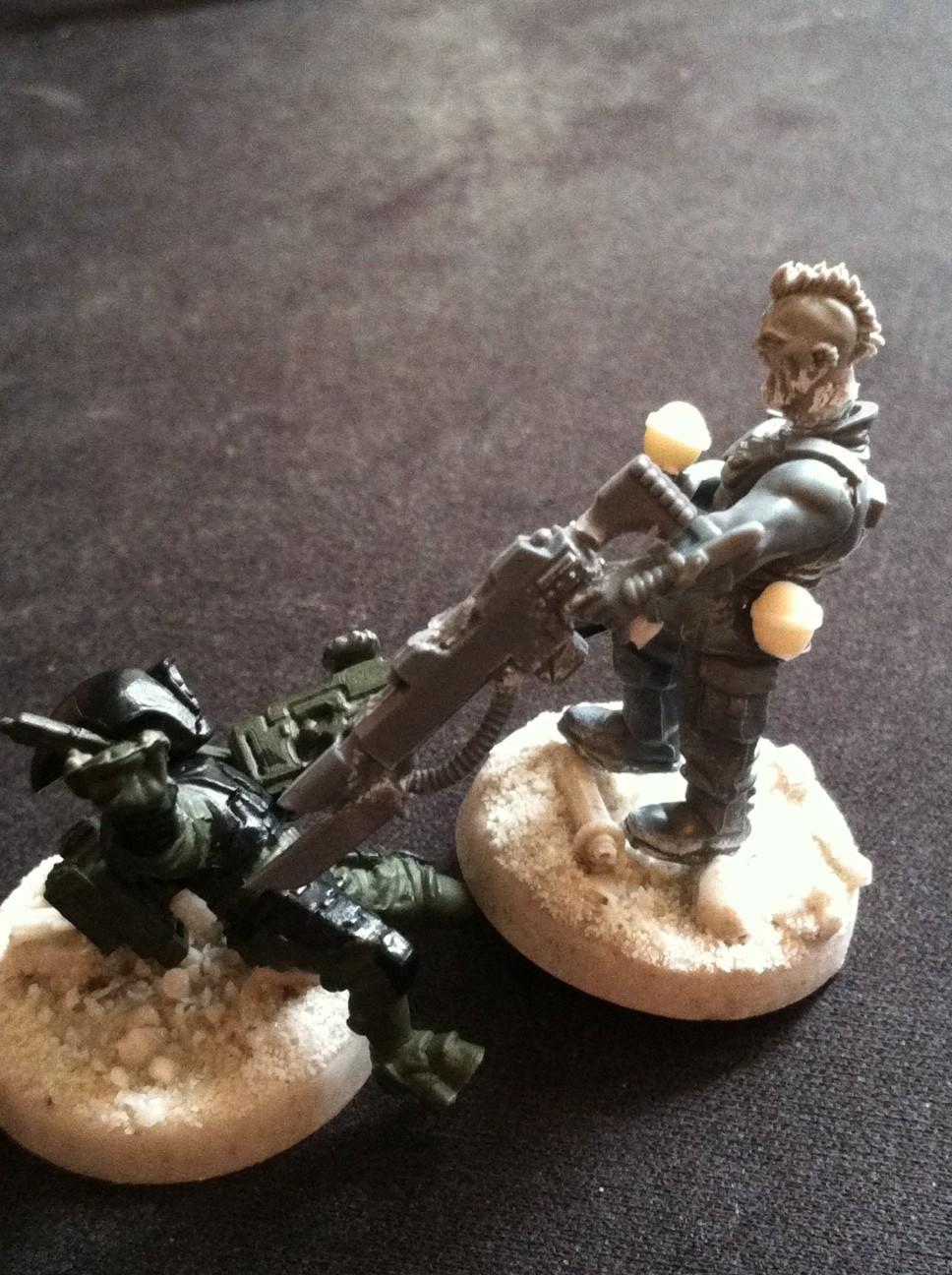 Imperial Guard, Tau Abuse