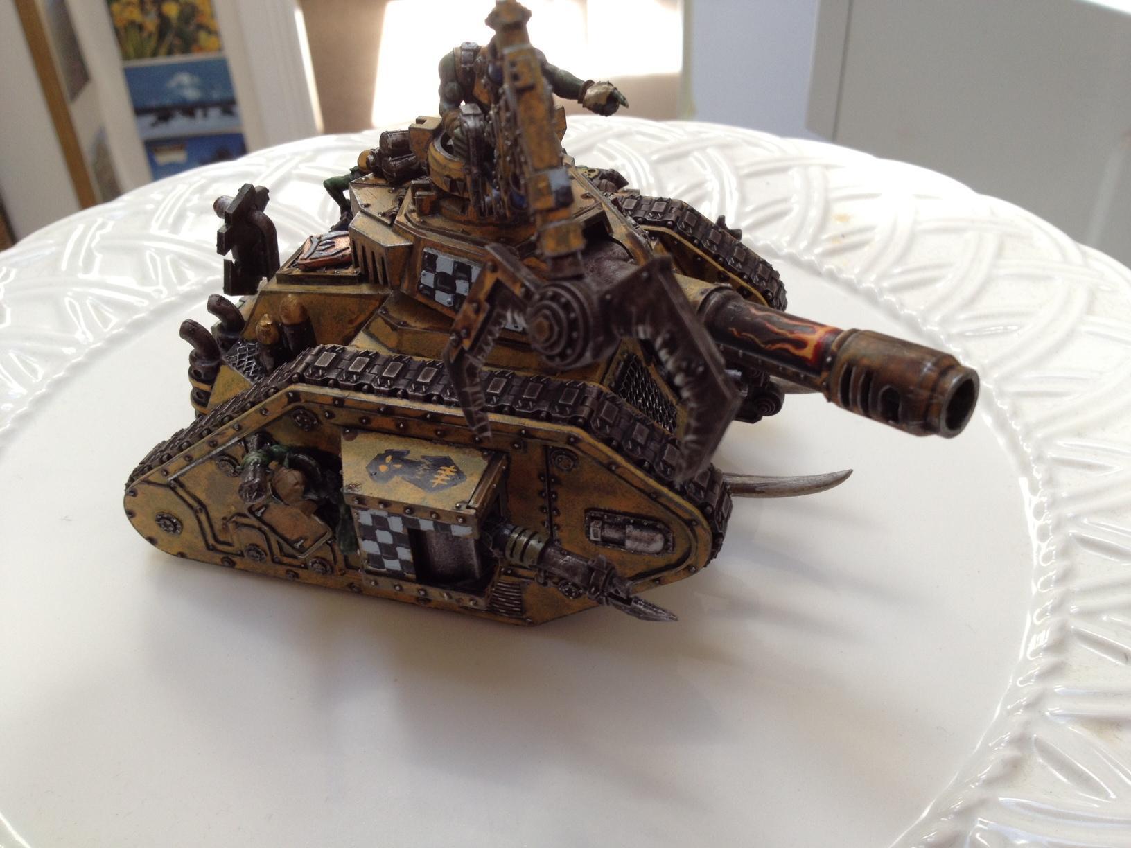 Loot, Orcs, Tank