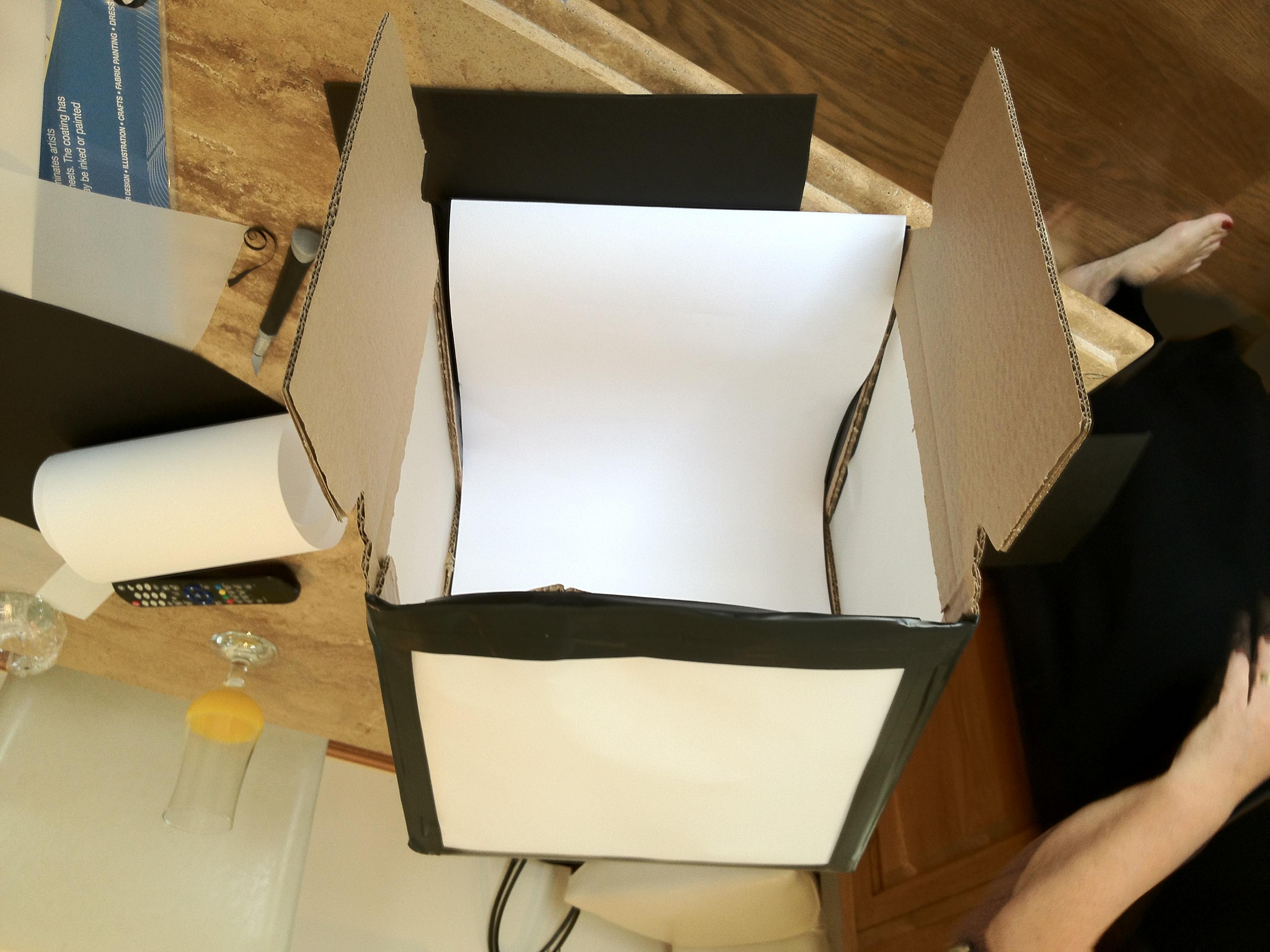 Box, Photography