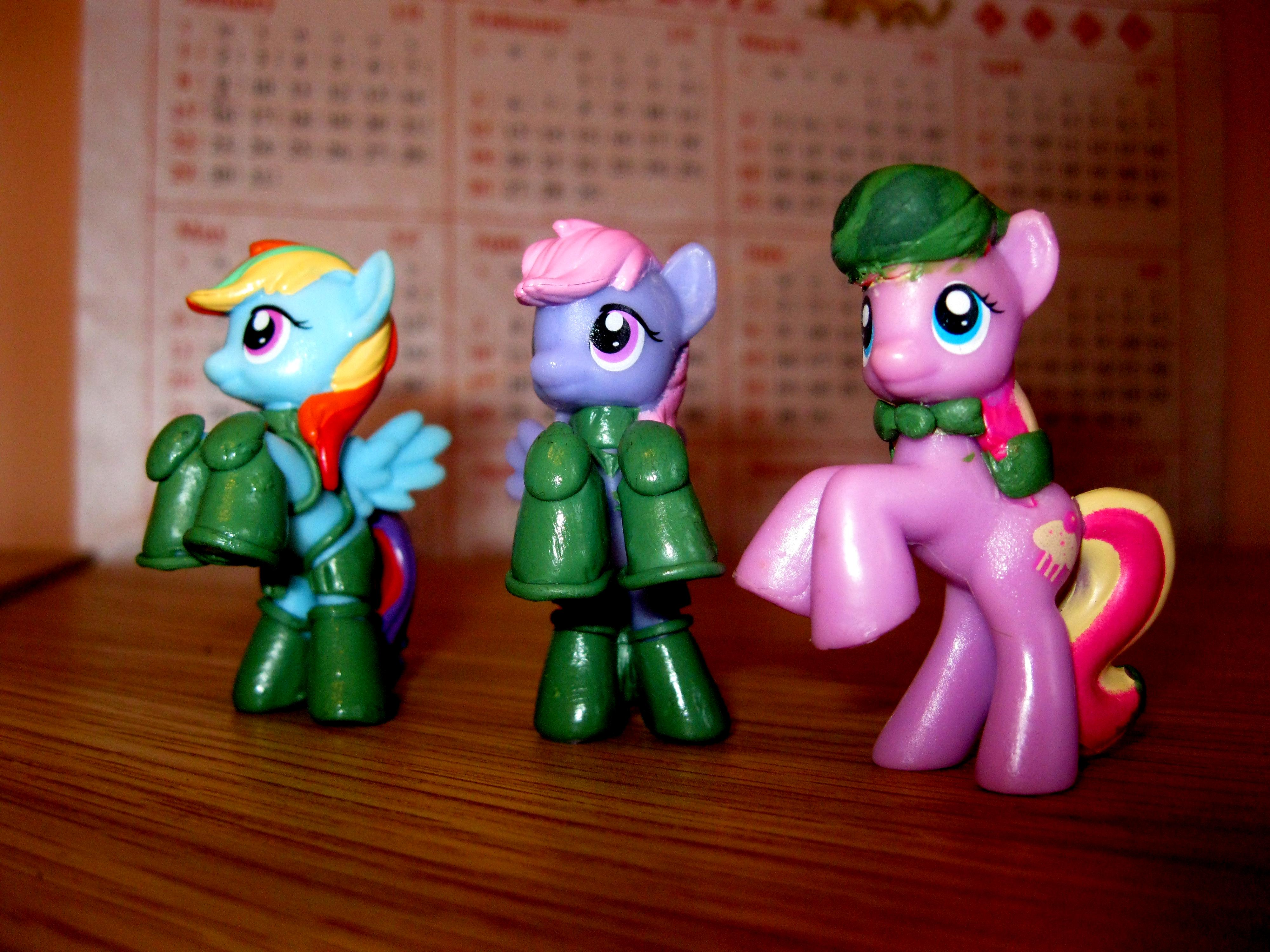Cute, Greenstuff, Humor, My Little Pony, Sculpting, Space Marines, Stupid
