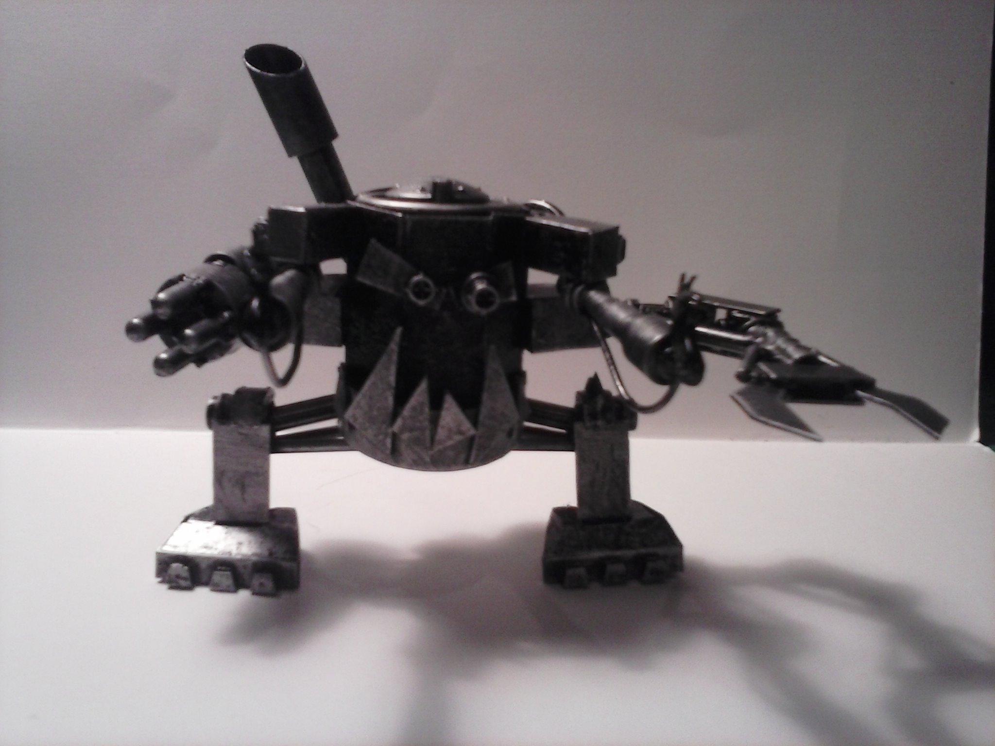Deff Dread, Dreadnought, Orks