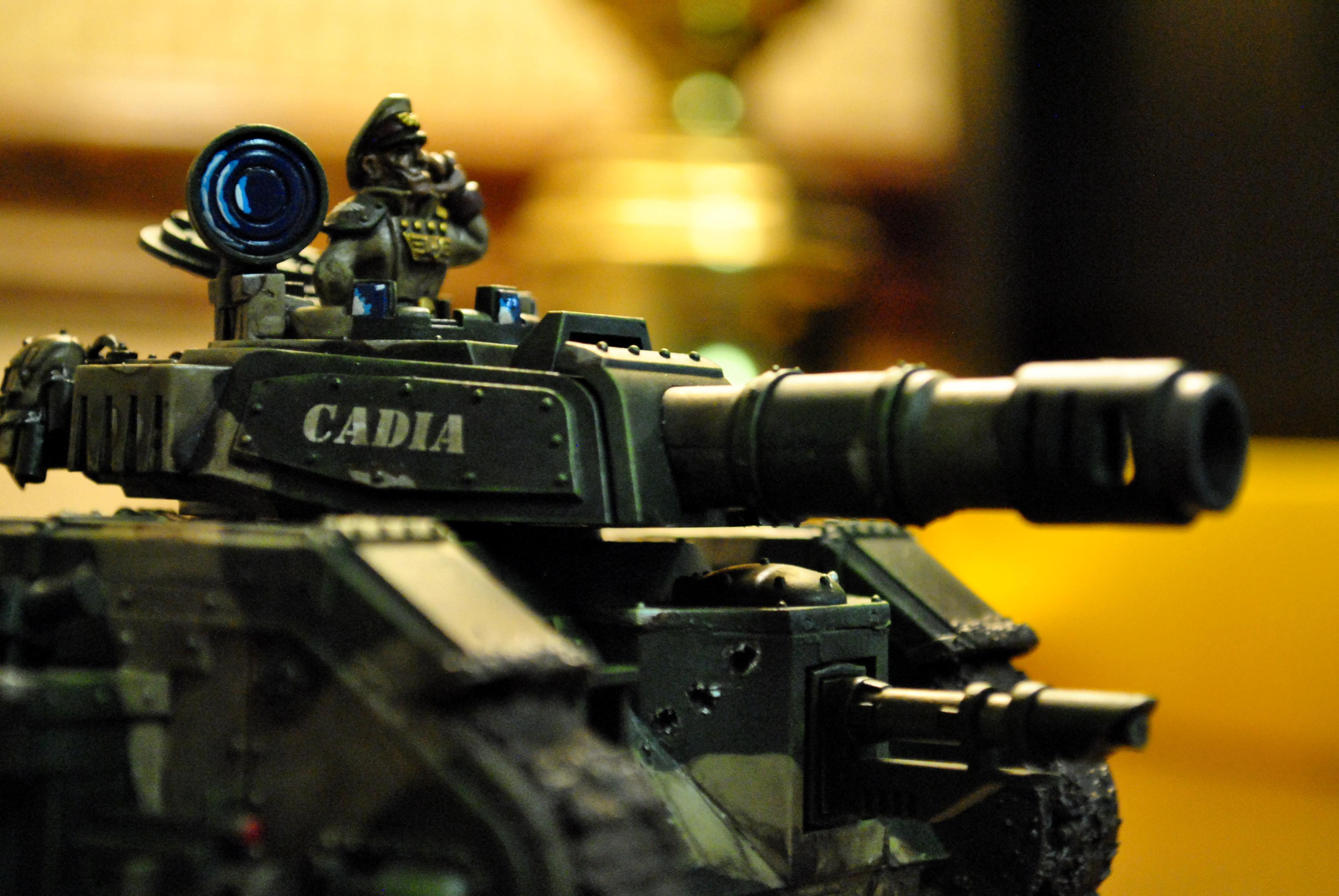 Imperial Guard, Leman Russ, Leman Russ Battle Tank, Warhammer 40,000