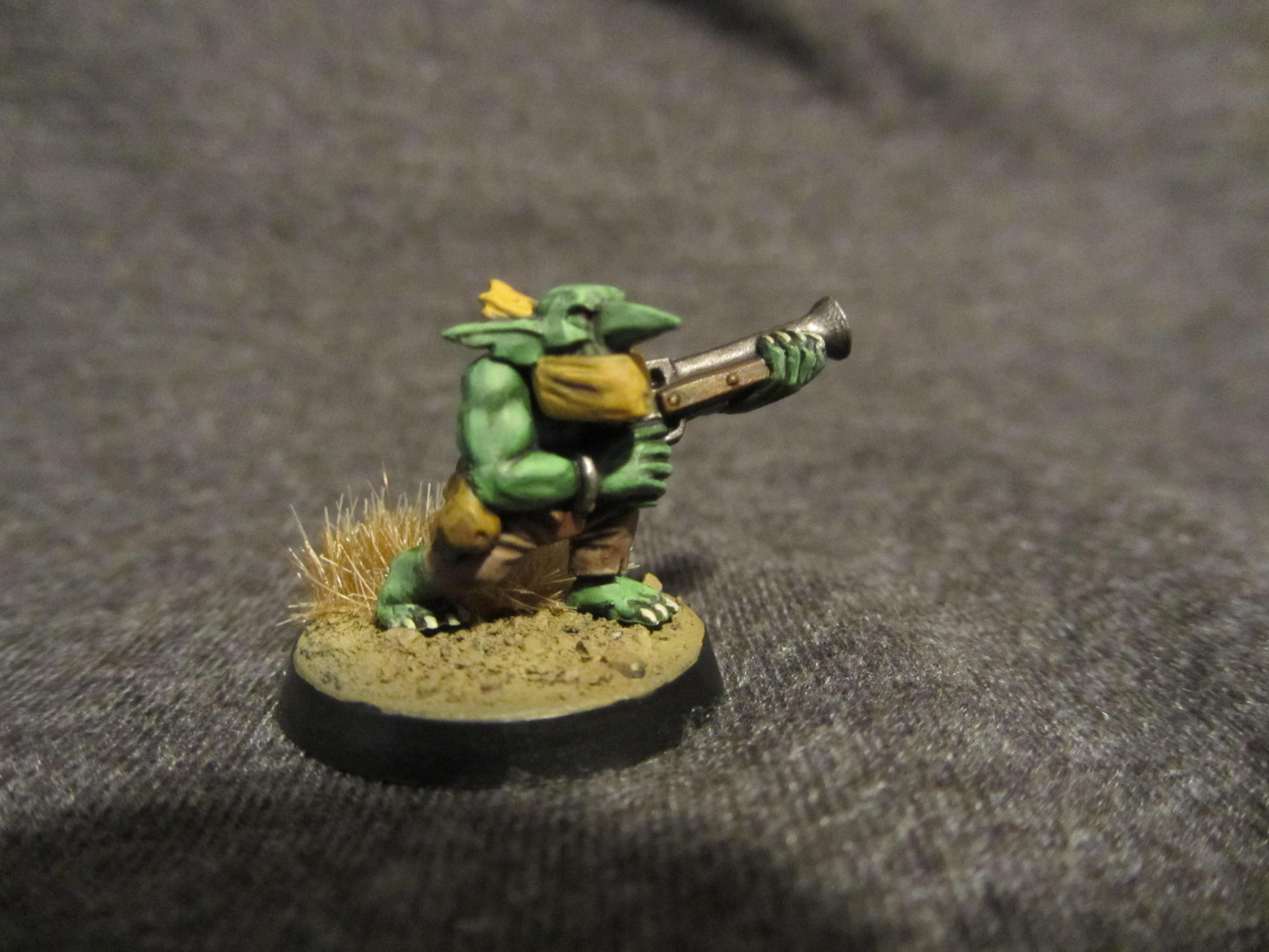 Gretchin, Grots