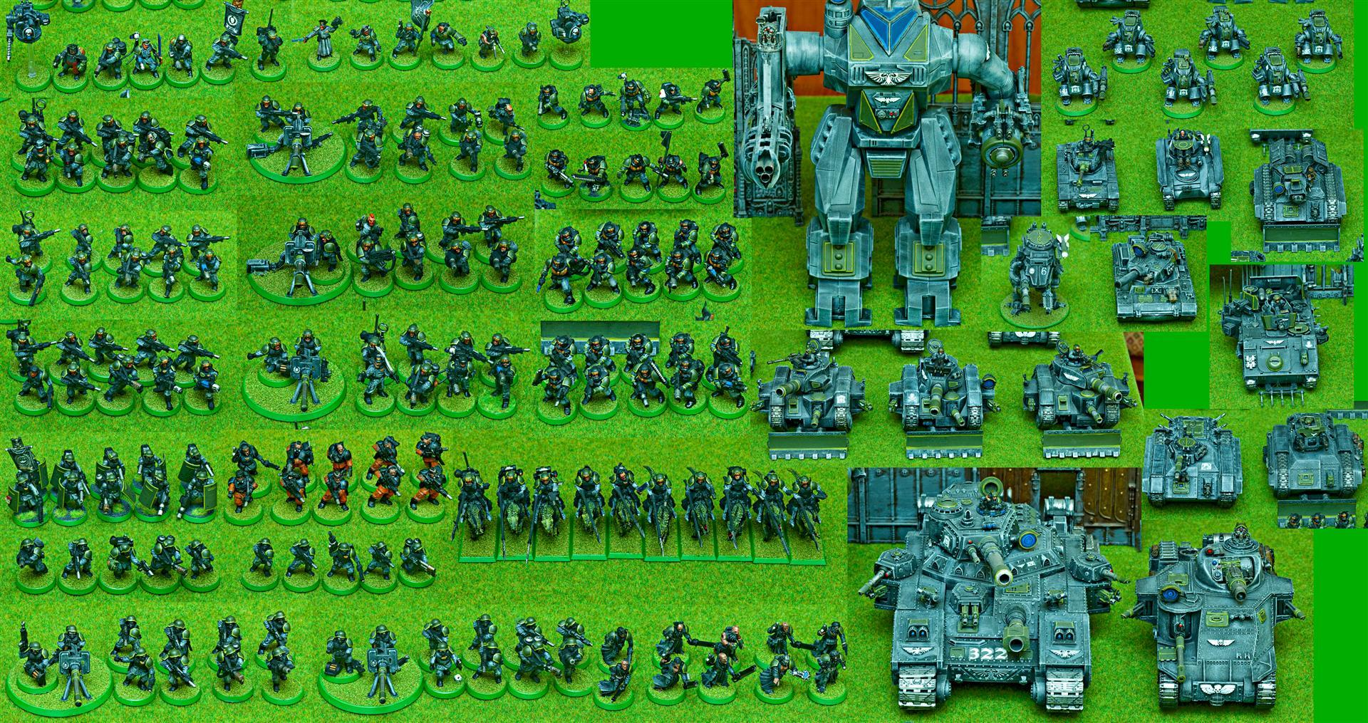 Apocalypse, Army, At43, Baneblade, Chimera, Chimeras, Comissar, Command Squad, Commander, Conversion, Count As, Gaming Mat, Green, Grey, Guard, Guard Army, Heavy Weapon, Hellhound, Imperial, Imperial Guard, Imperials, Leman Russ, Leman Russ Squadron, Malcador, Penal Legion, Penal Legion Squad, Priest, Rough Riders, Sentinel, Spyker Battle Squad, Verterans, Veteran, Warhound