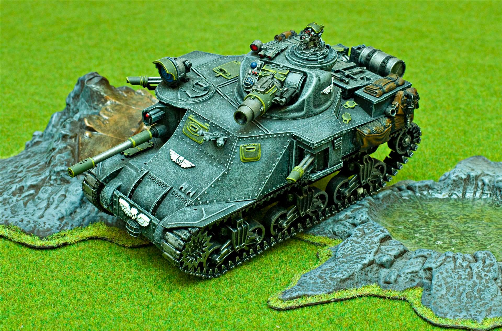 Apocalypse, Army, Autocannon, Battlecannon, Conversion, Count As, Gaming Mat, Green, Grey, Guard, Imperial, Imperial Guard, Imperials, Malcador, Super-heavy, Tank, Treads