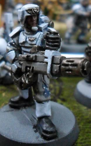 Cadian 249th Ice Raptors, Imperial Guard, Warhammer 40,000