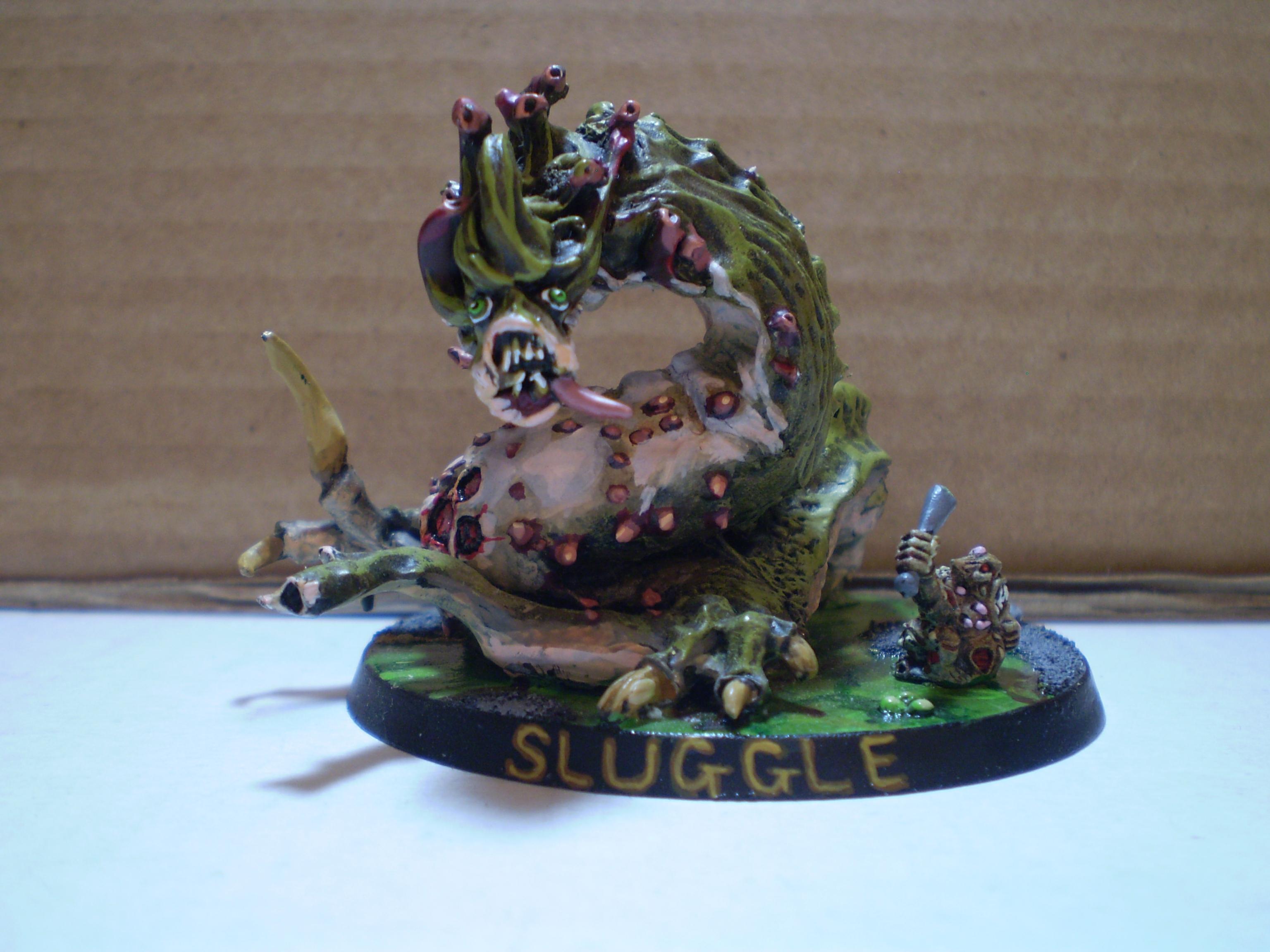 Daemons, Nurgle, Sluggle