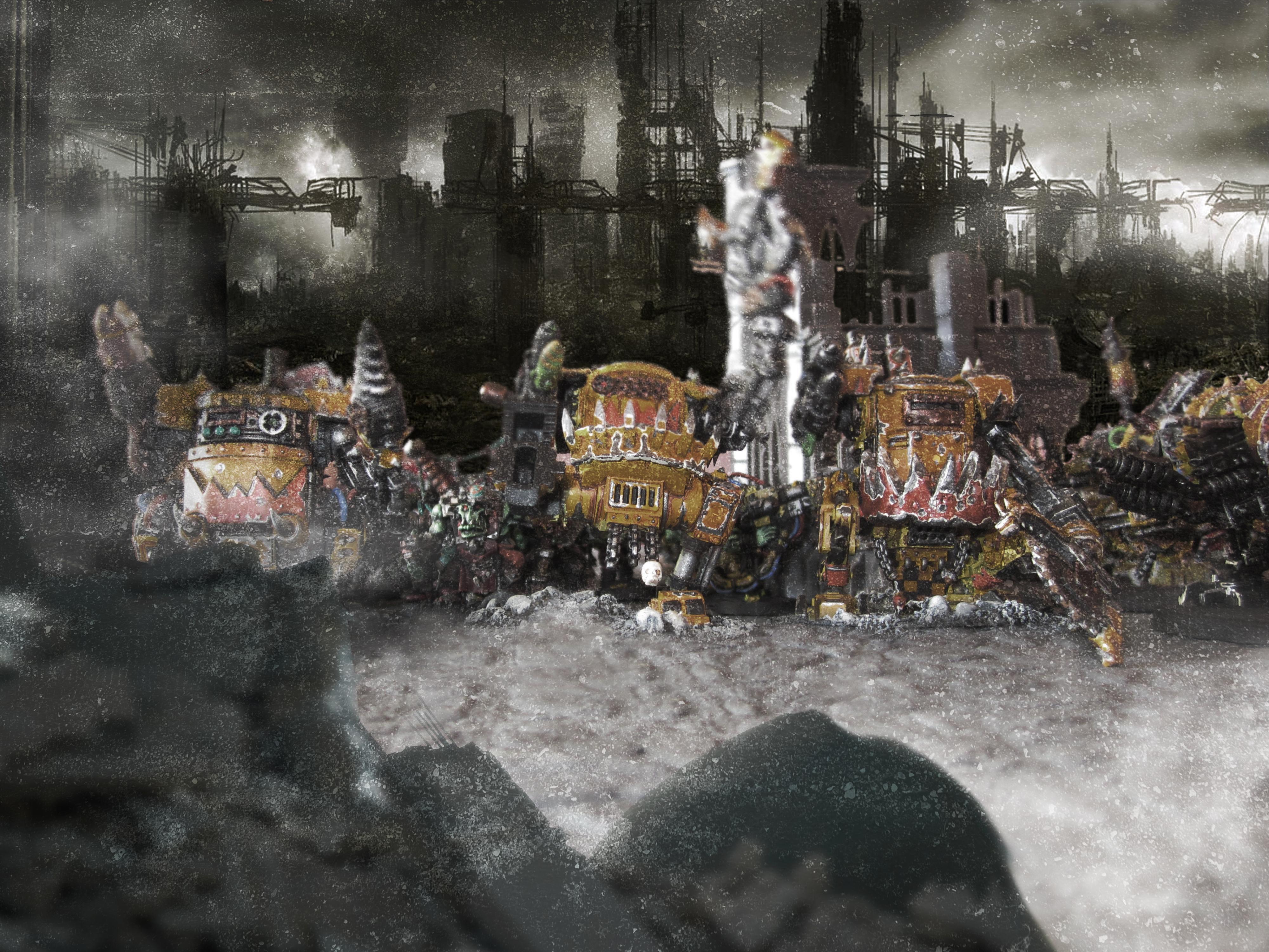 Forge World, Photoshop