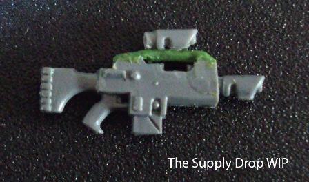 Assault Rifle WIP