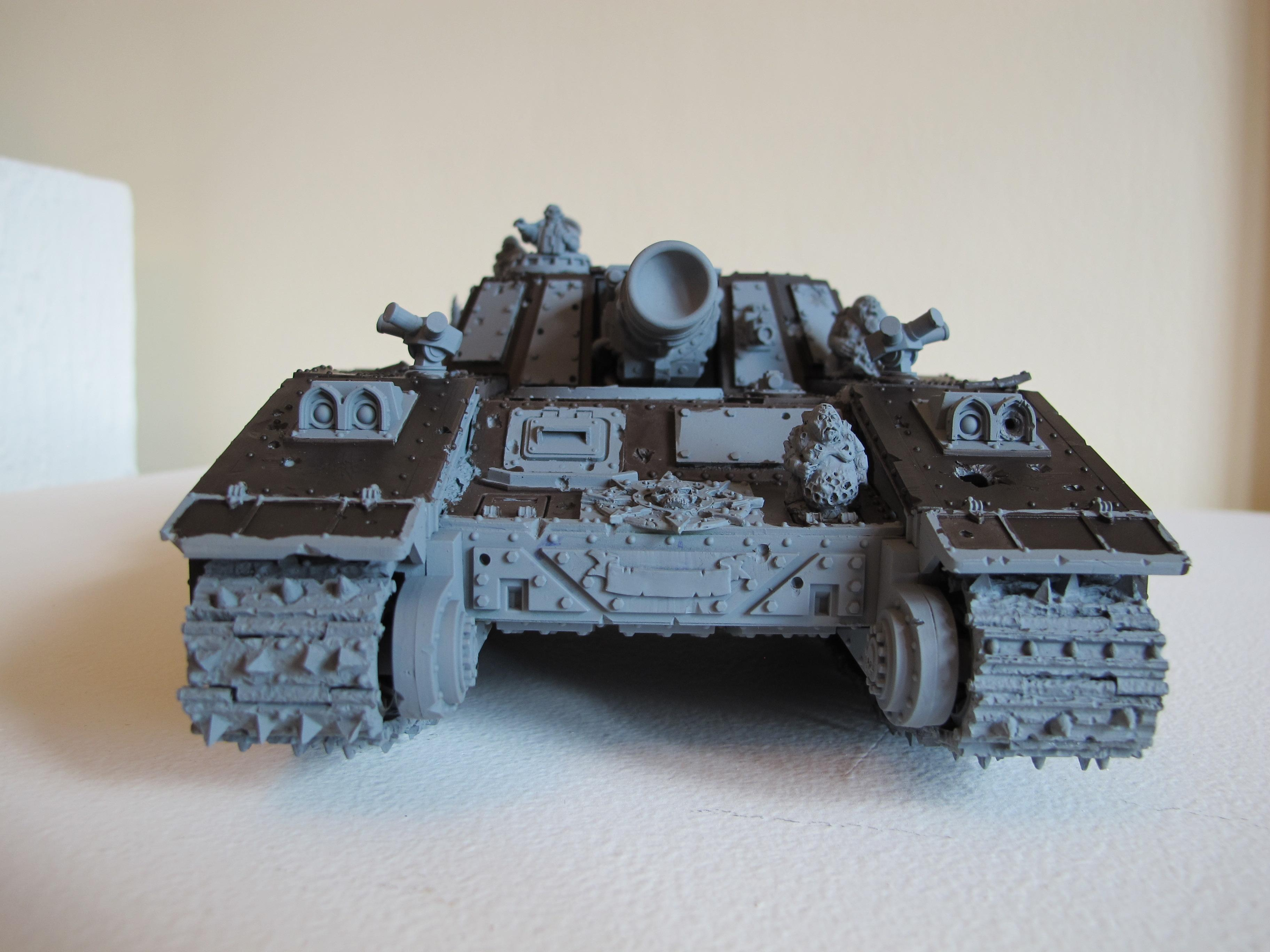 Apocalypse, Chaos, Chaos Space Marines, Death Guard, Decay, Forge World, Heretic, Imperial Guard, Lords Of Decay, Plague, Plague Marines, Rust, Storm Sword, Stormsword, Super-heavy, Tank, Traitor, Vehicle