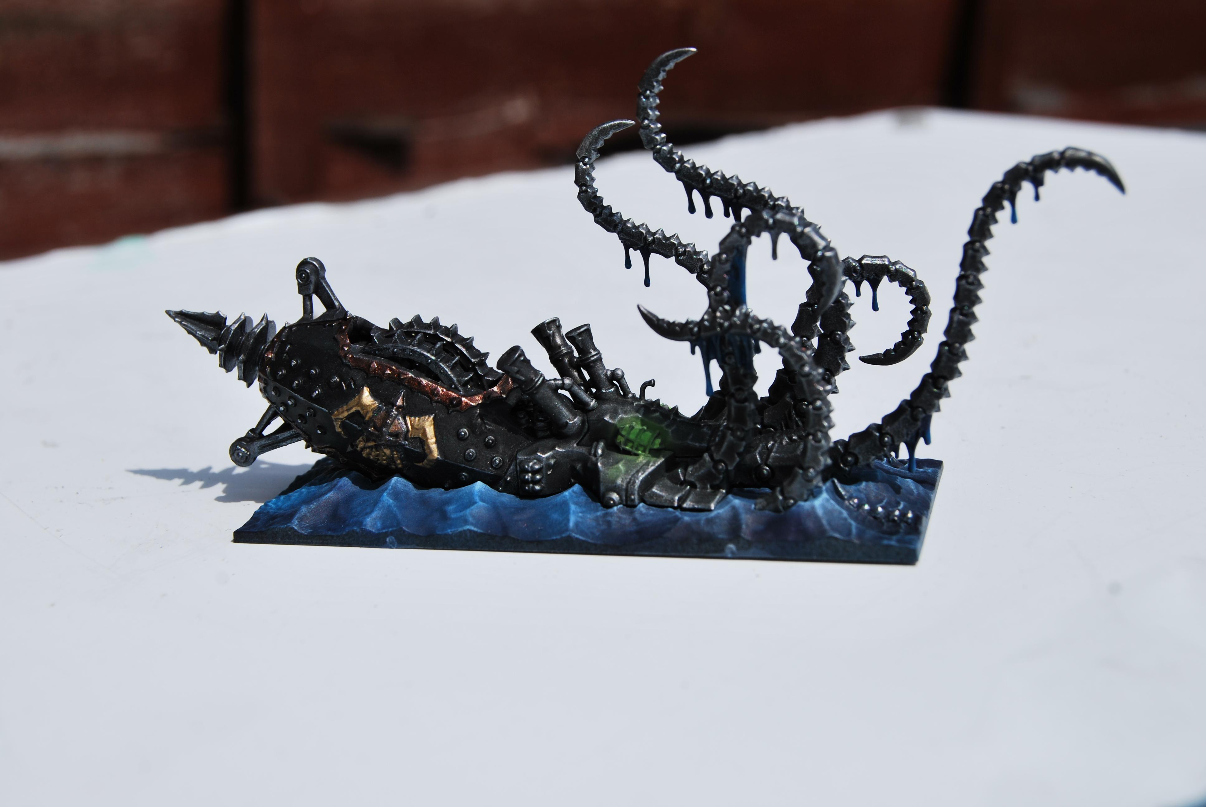 Chaos Dwarves, Dreadfleet