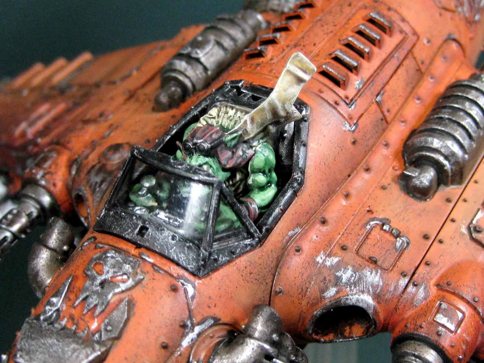 Bommer, Burna Boyz, Detail, Orks, Warhammer 40,000