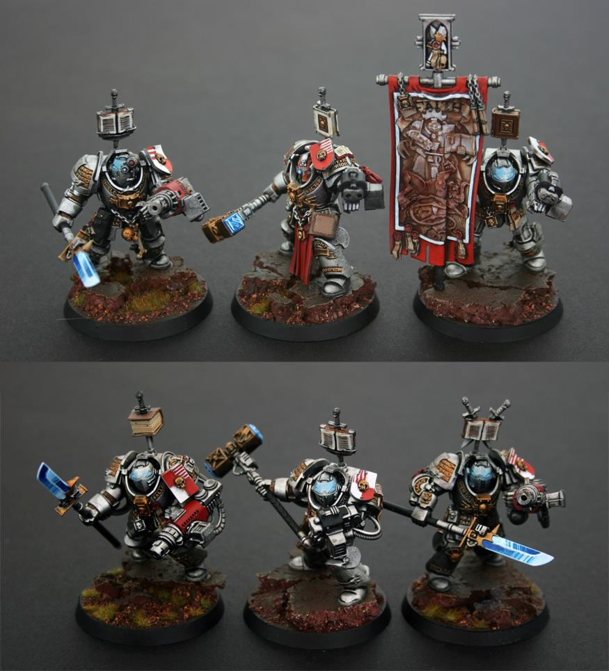 Force Weapons, Gk, Grey Knight Paladins, Paladins, Terminator Armor