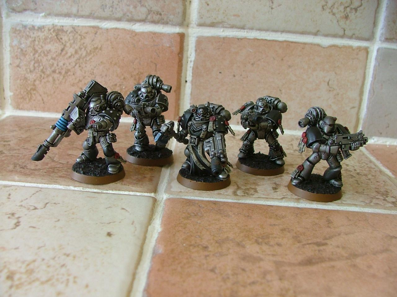 First half of first squad
