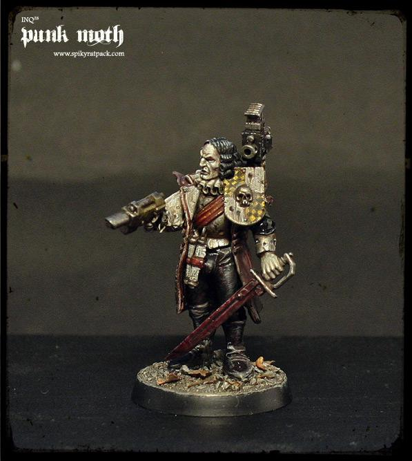 Inq28, Inquisitor, Spiky Rat Pack, Warhammer 40,000
