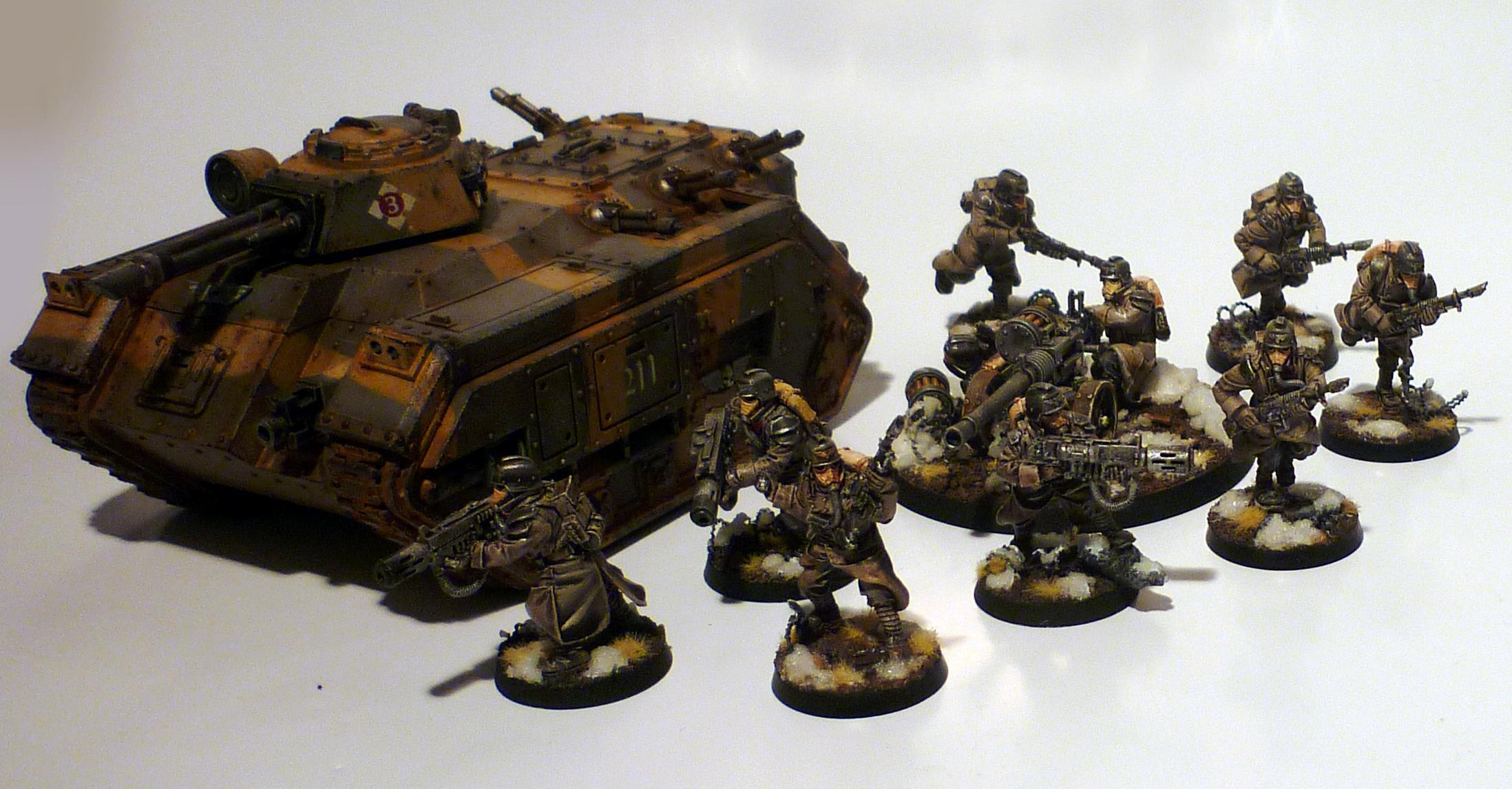 Chimera, Death Korps of Krieg