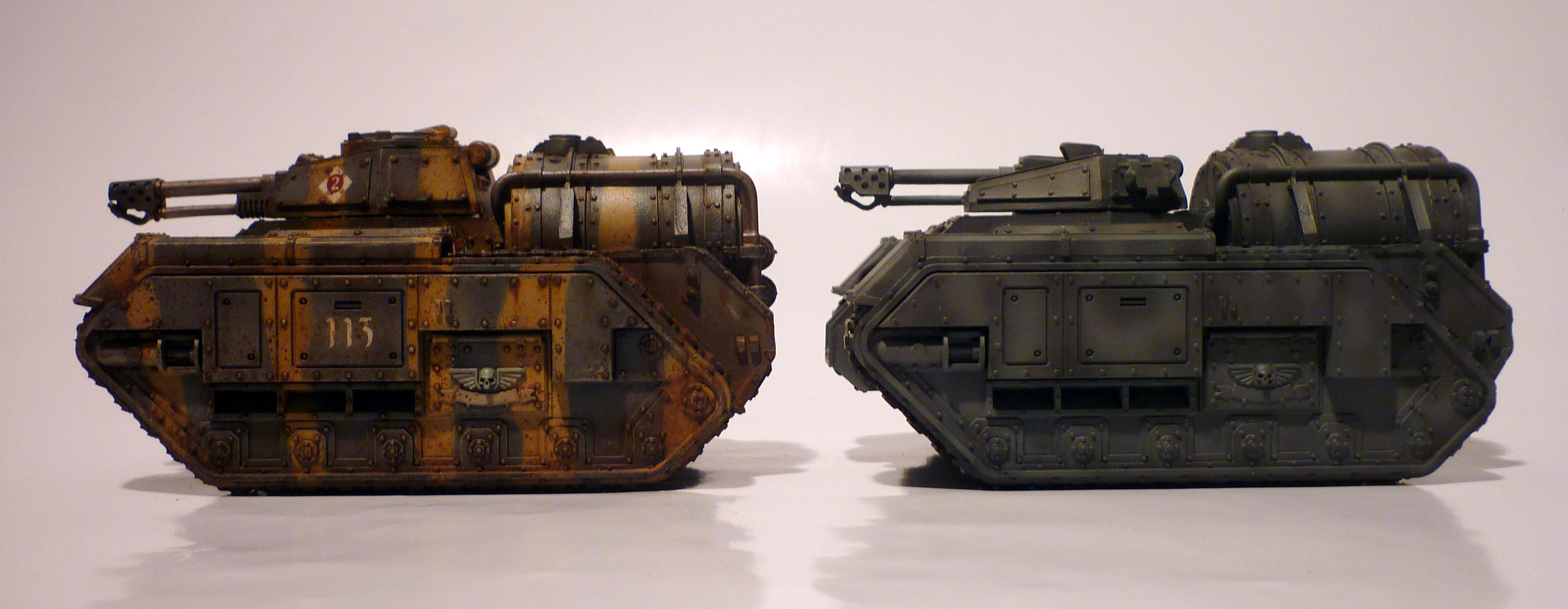 Krieg Hellhounds WIP