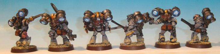 Assault, Rogue Trader, Space Marines, Space Sharks