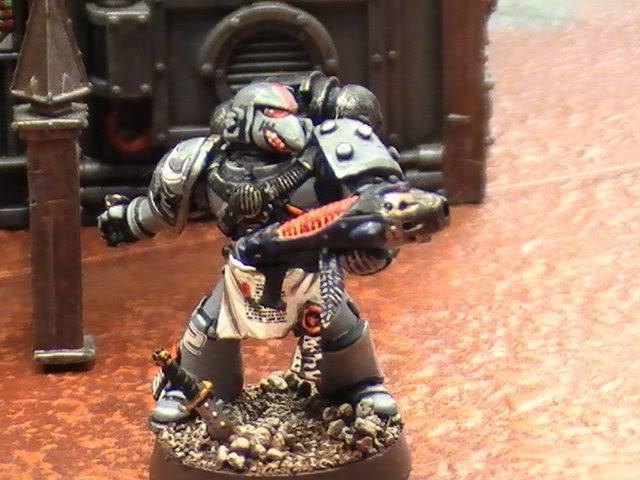 Space Marines, Space Sharks, Tactical