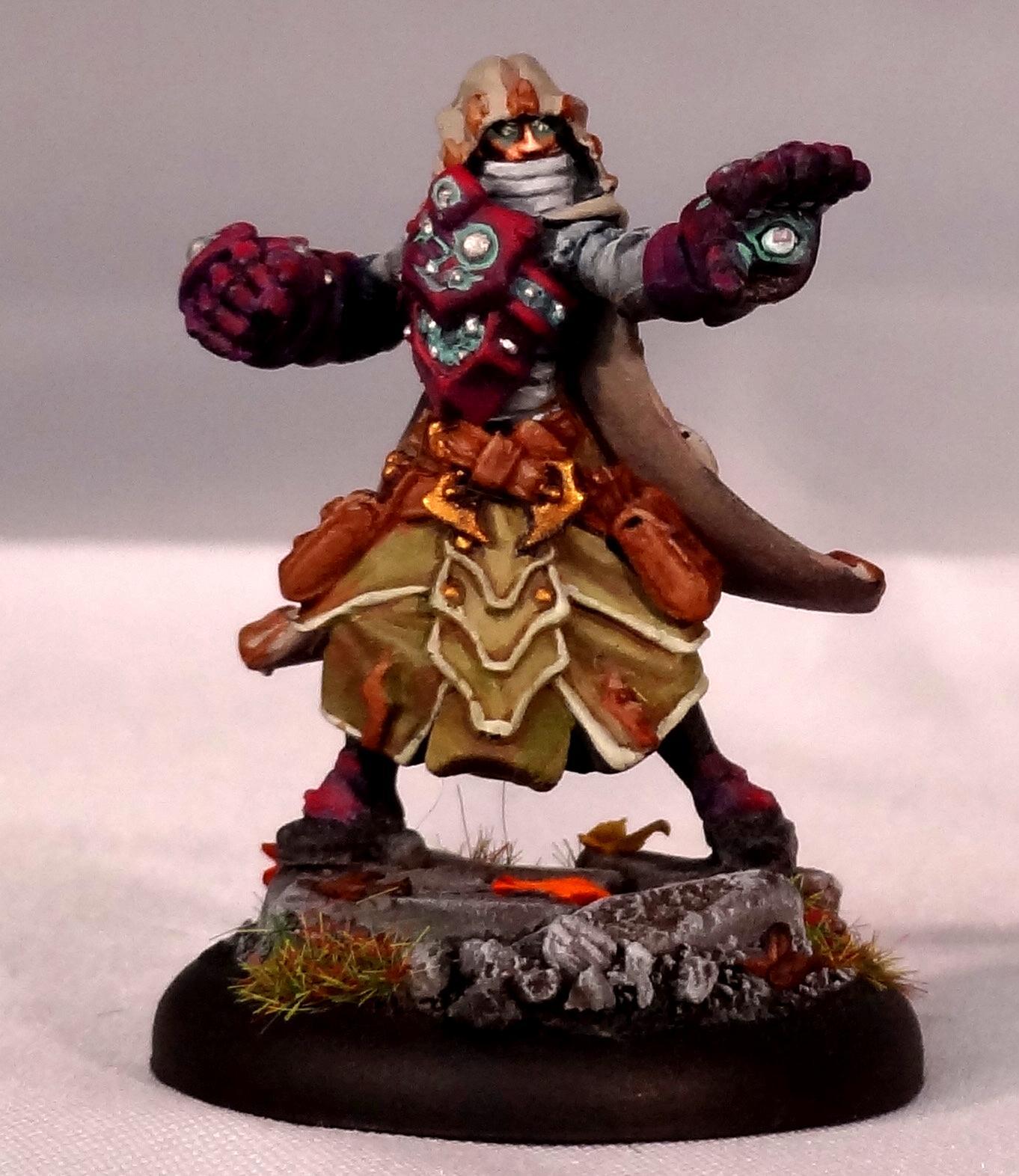 Magister, Retribution Of Scyrah