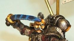 Champion Of The Emperor, Conversion, Japanese, Ronin, Samurai, Space Marines