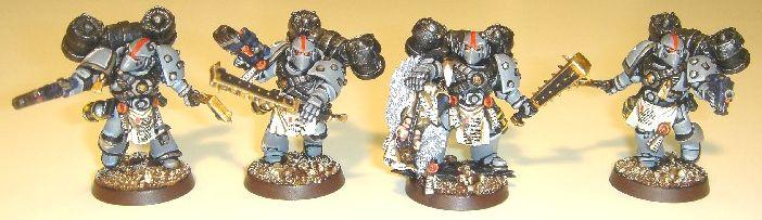 Assault, Conversion, Space Marines, Space Sharks