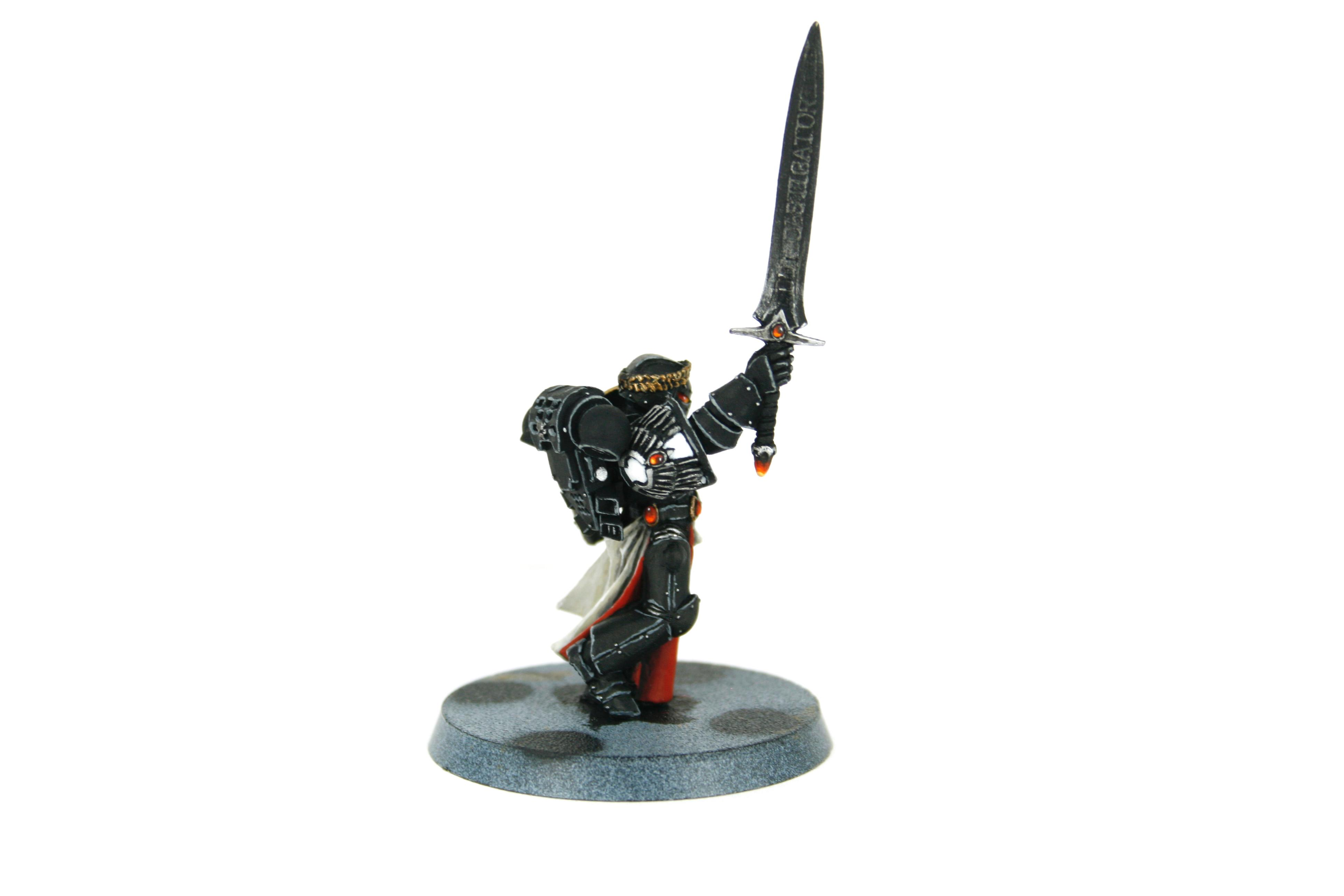 Black Templars, Emperor's Champion, Space Marines
