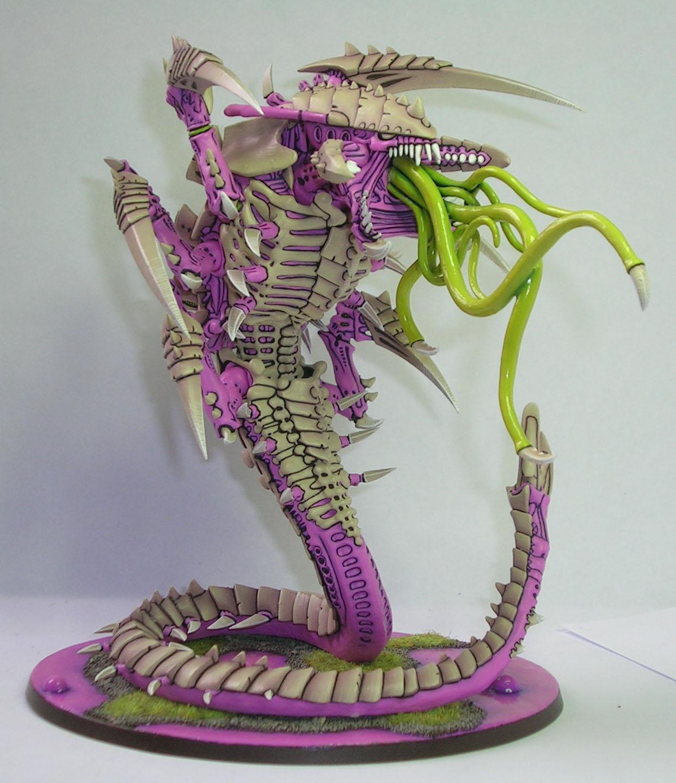 Mawloc, Monstrous Creatures, Tyranids