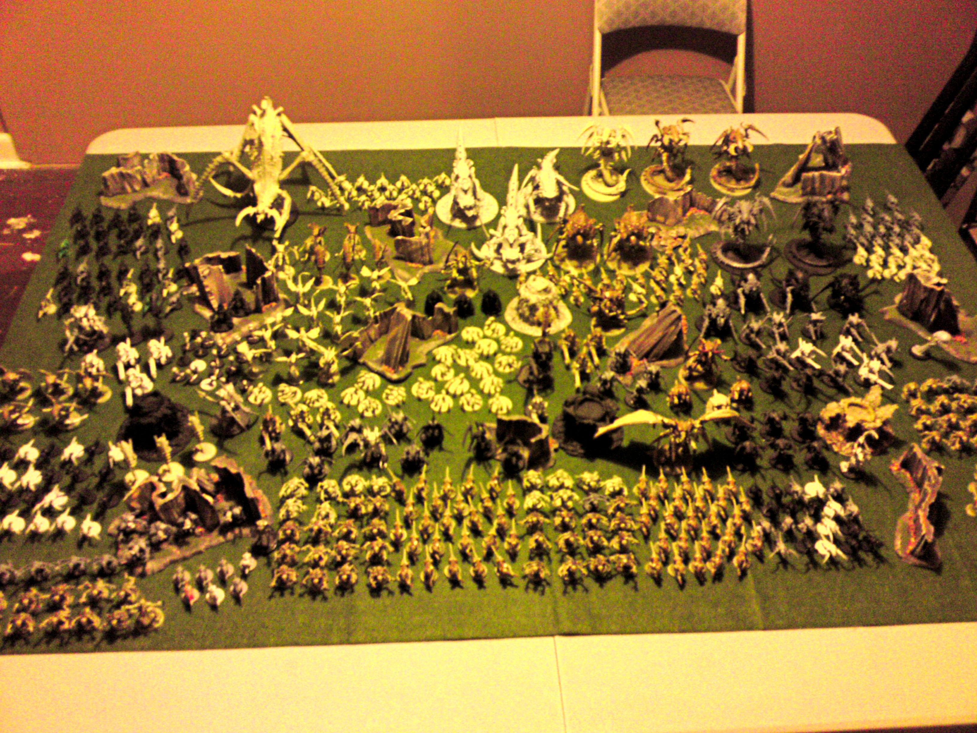 Bugs, Nid, Tyranids, Tyranid Army