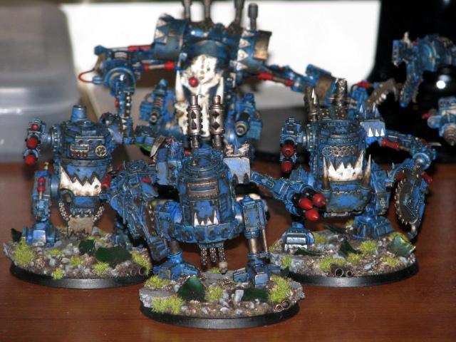 Dreadmob, Orks, Warhammer 40,000