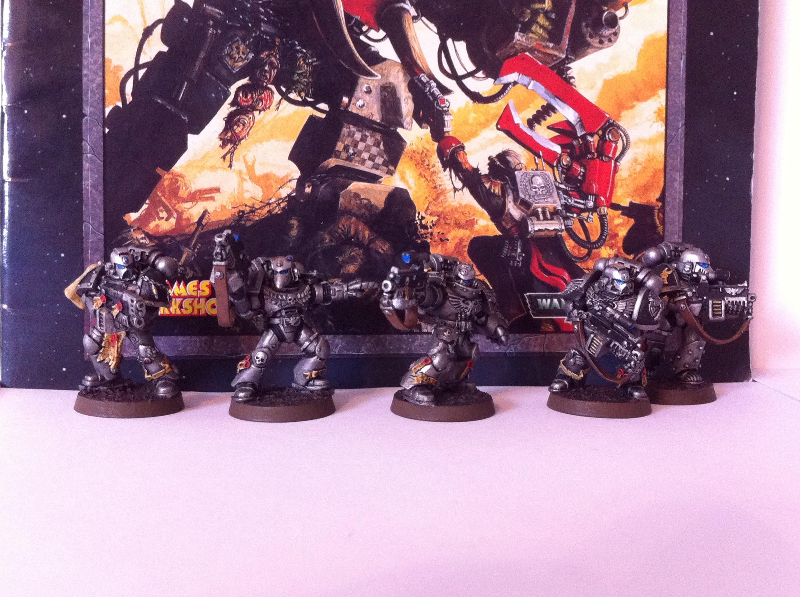 Space Marines, Stern Guard