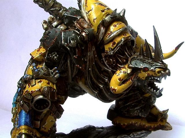 Armor, Beastmen, Doombull, Space, Terminator Armor, Warhammer 40,000, Wolves Beastmen