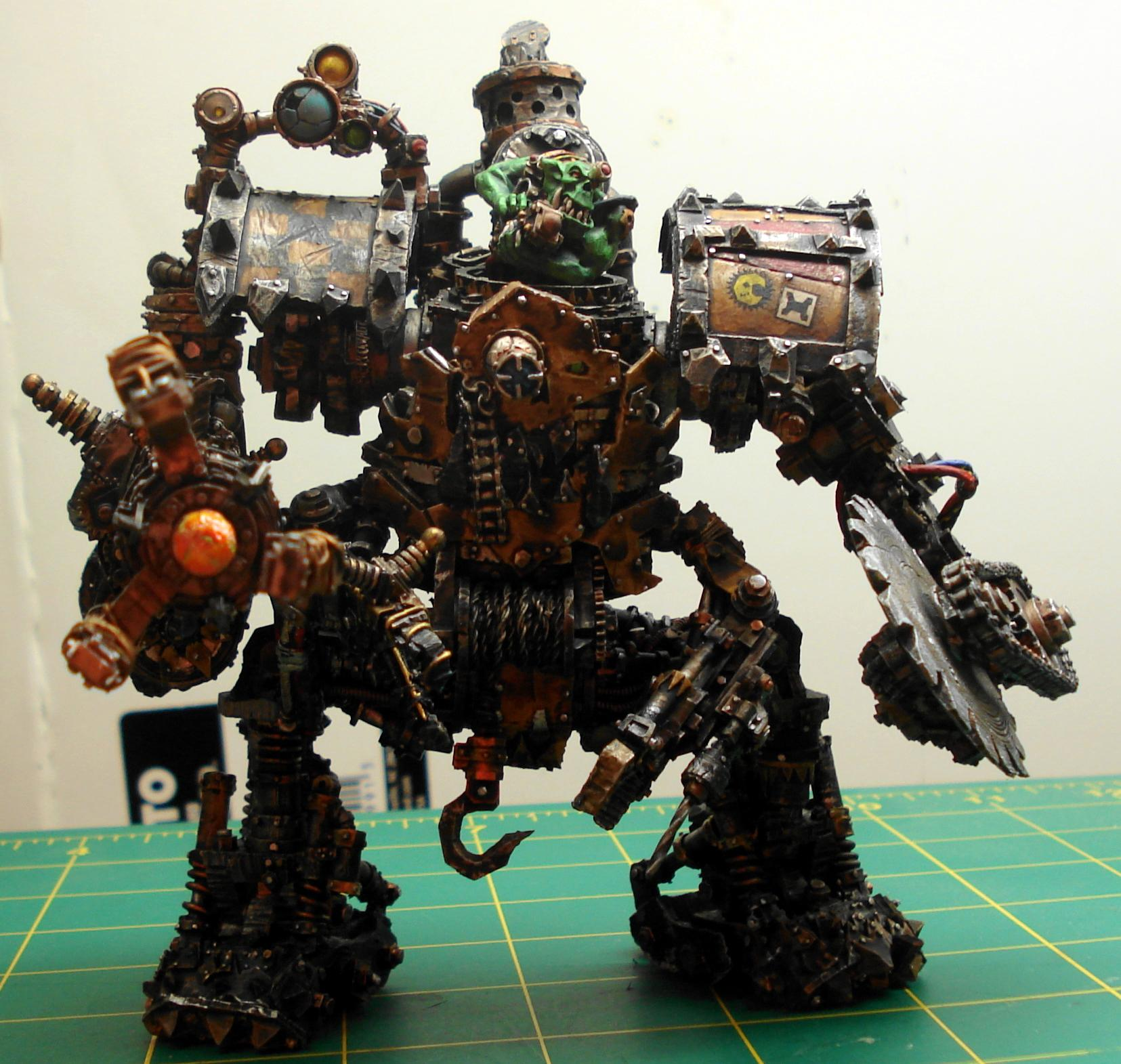 Bad, Bad Moons, Big, Bot, Custom, Dakka Dakka, Deff, Dreadnought, Dred, Drinker, Forge, Forge World, Gretchin, Grots, Junka, Kill, Kit, Meka, Mekboy, Moon, Orcs, Orks, Power, Runt, Runtbot, Saw, Shunta, Soul, Space, Warboss, World