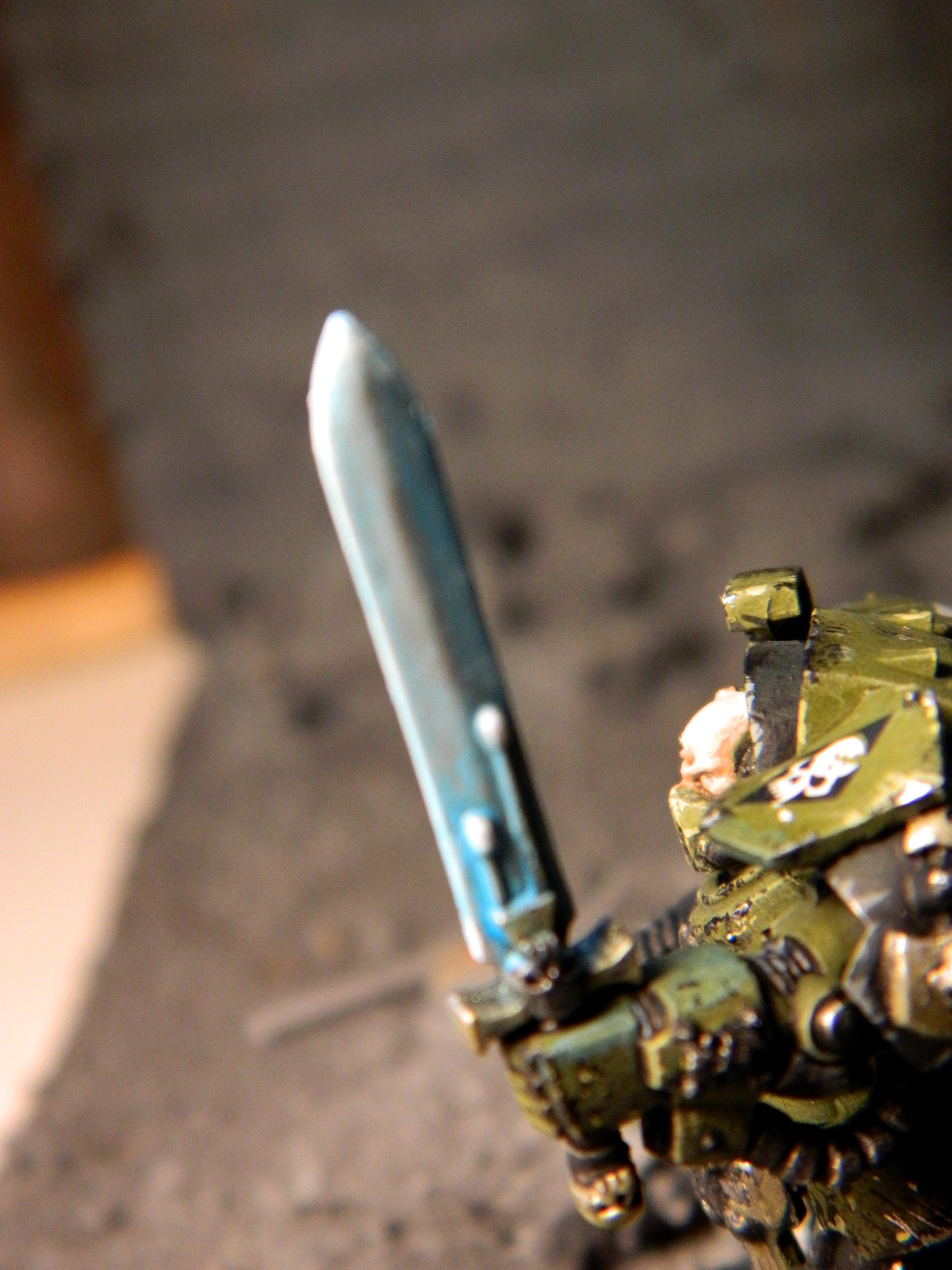 Deathwing, Tda, Terminator Armor, Terminator Sgt