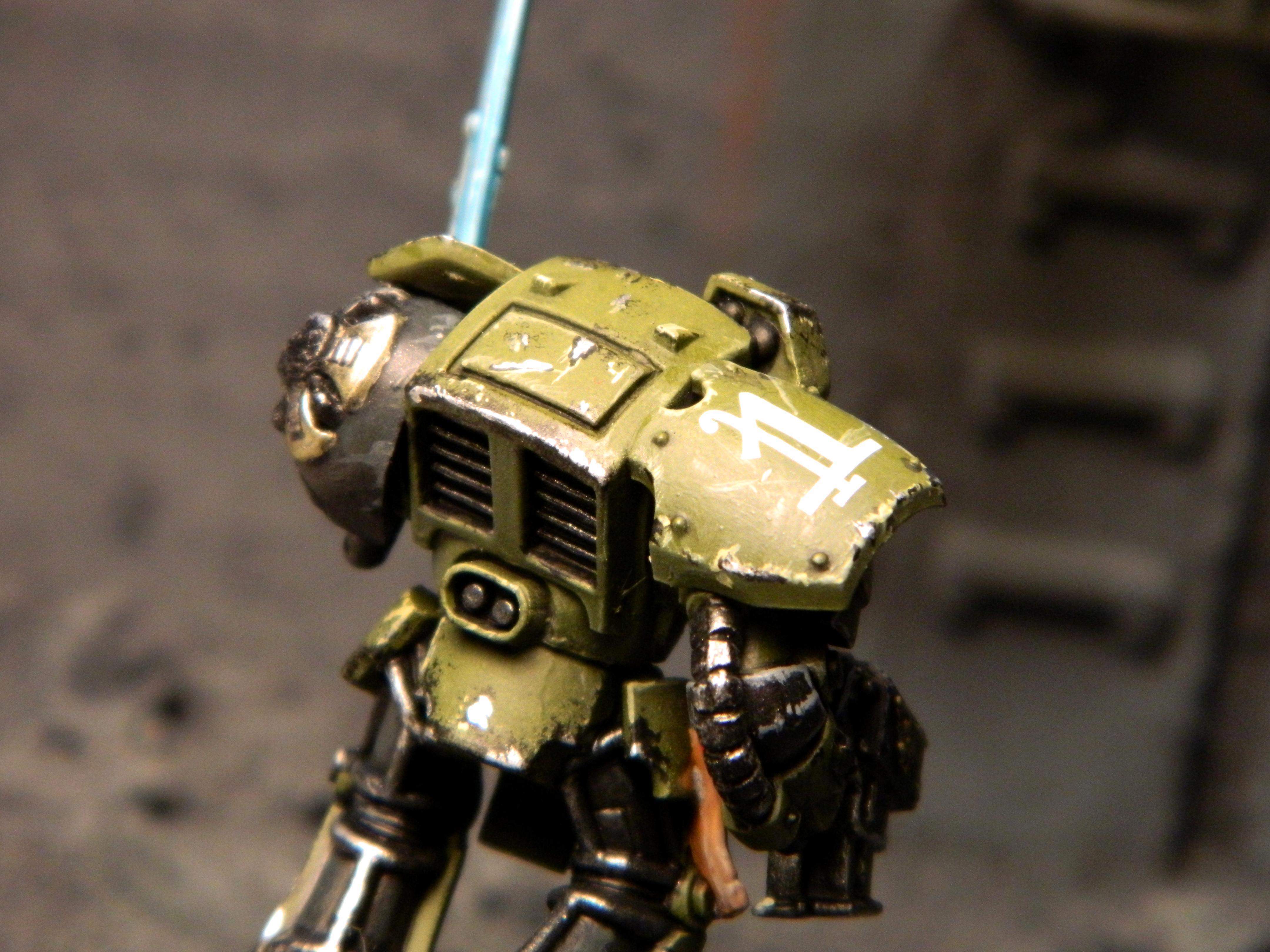Tda, Terminator Armor, Terminator Sgt