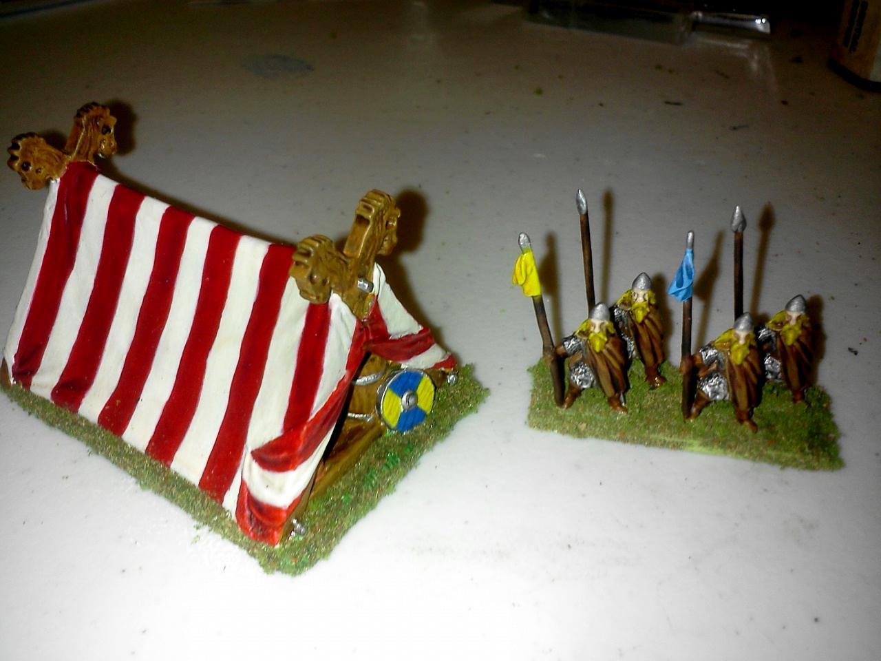 Baueda, Camp, Dba, Viking